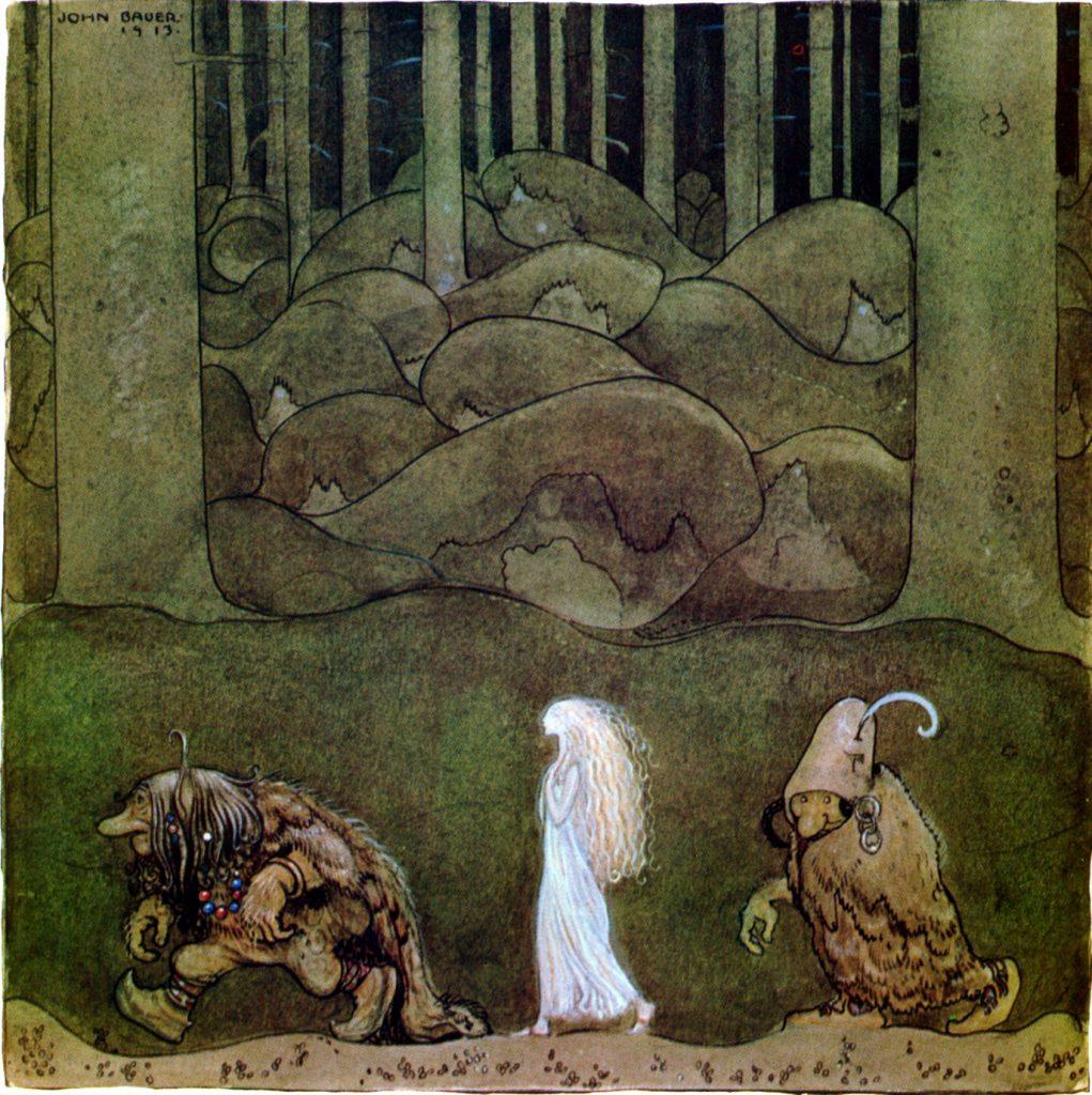 représentation elfes islande