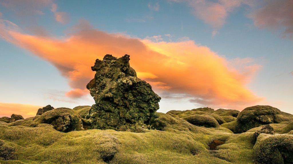 islande rocher