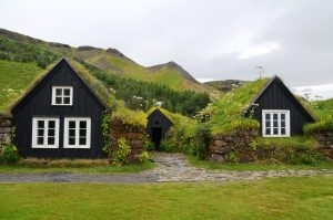 maisons islande