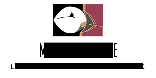 Logo et slogan de Macarologie